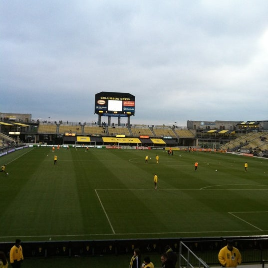 Photo taken at MAPFRE Stadium by Robert M. on 4/21/2012
