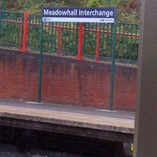 Meadowhall Interchange (MHS)