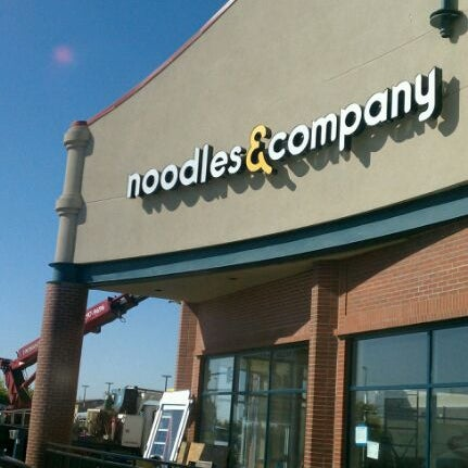 Photo taken at Noodles & Company by Mike P. on 9/9/2011