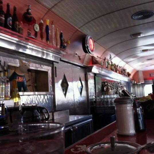 Photo taken at Silk City Diner Bar & Lounge by David M. on 10/9/2011