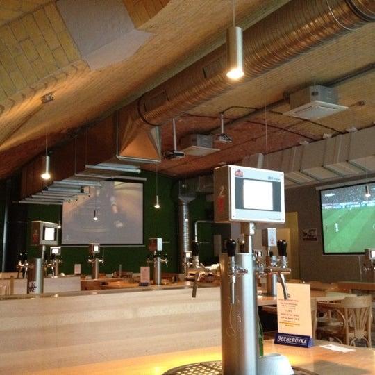 Das Foto wurde bei The Pub Berlin von SandyInBerlin am 4/18/2012 aufgenommen