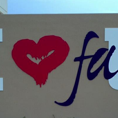 Rumor has it, if you take a photo in front of the sign your freshman year, your love for Florida Atlantic University will be endless!