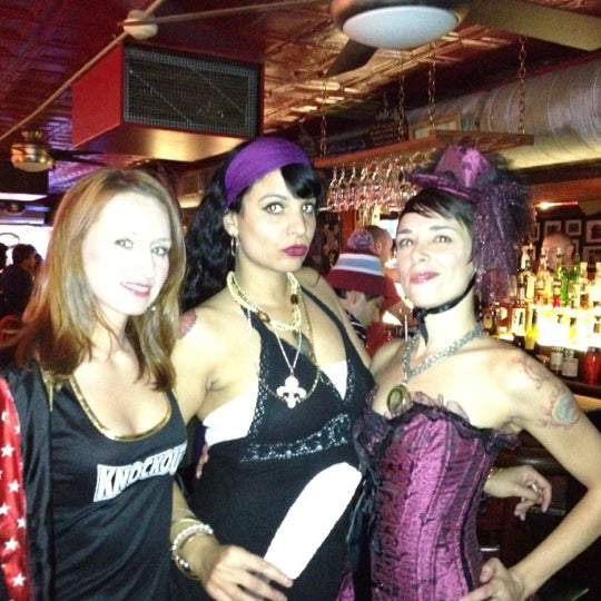 Photo taken at Good Dog Bar & Restaurant by Melissa I. on 10/29/2011