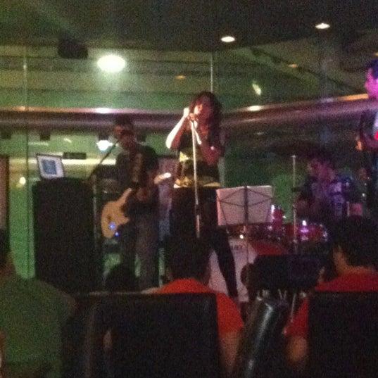 Photo taken at Dublin's Irish Pub by Bren on 8/27/2012