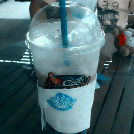Photo taken at Café Amazon by patinya c. on 5/4/2012