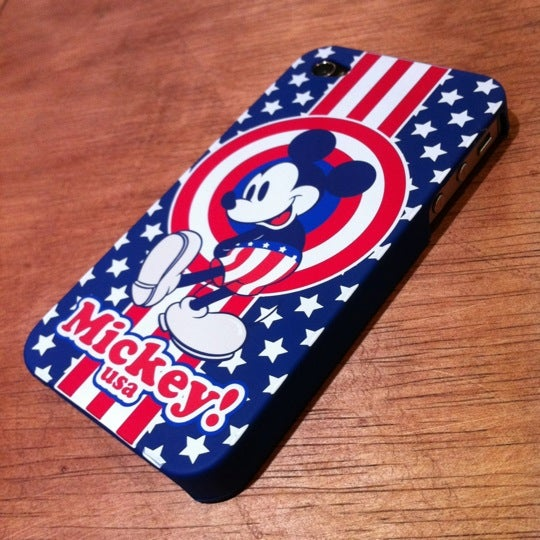 You can get a very nice case that fit your iPhone 4S at @ActionCity! ^^