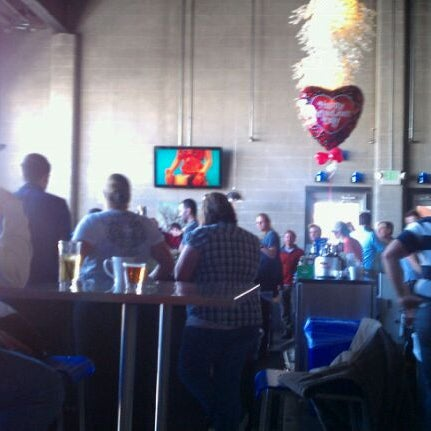 Photo taken at Lush Food Bar by Brandon S. on 2/13/2011