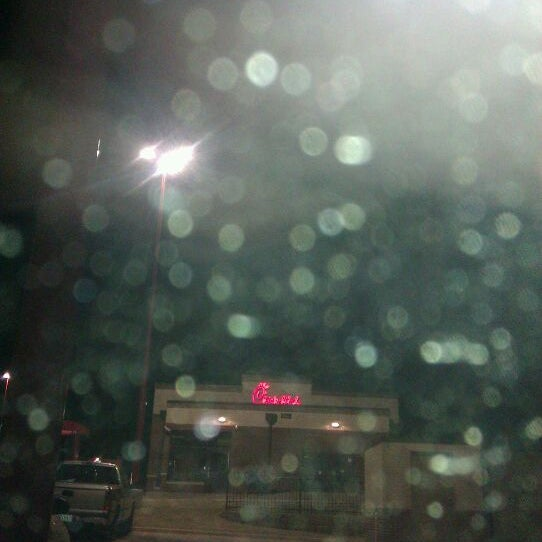 Photo taken at Chick-fil-A by Brian S. on 3/1/2012
