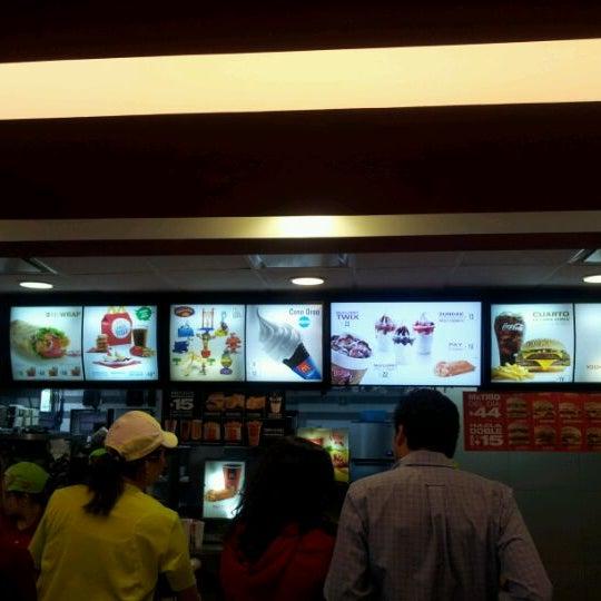 Photo taken at McDonald's by Fernando G. on 6/5/2012