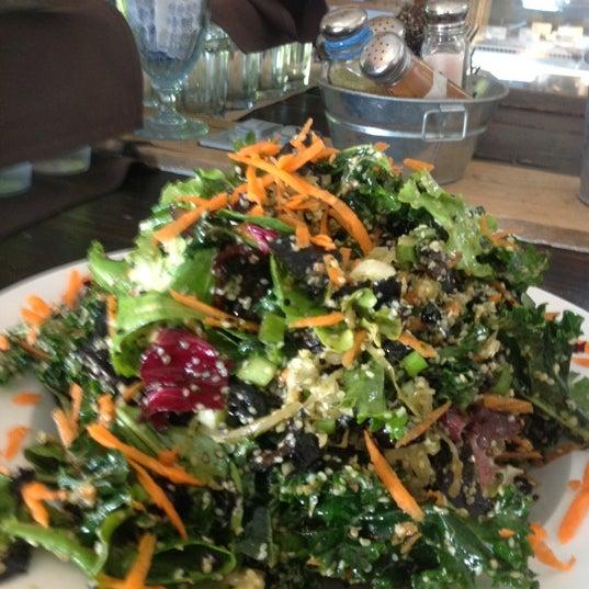 Raw Food Restaurant Santa Monica
