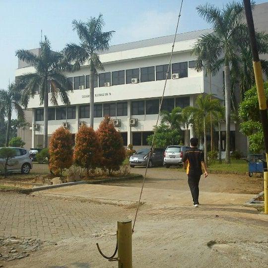Photo taken at Sekolah Tinggi Akuntansi Negara (STAN) by wahyu z. on 5/16/2012
