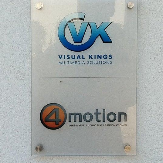 Das Foto wurde bei Visual Kings | Media von Alexander H. am 4/22/2011 aufgenommen