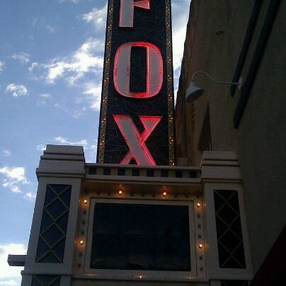 Photo taken at Fox Tucson Theatre by Jan G. on 8/24/2011