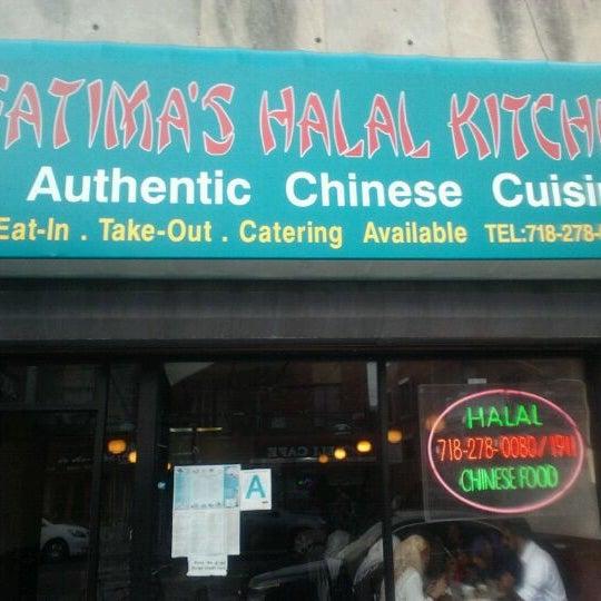 Fatima S Halal Chinese Restaurant Astoria Menu