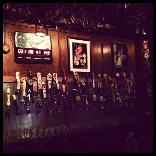 Photo taken at The Richmond Arms Pub by Will M. on 2/27/2012