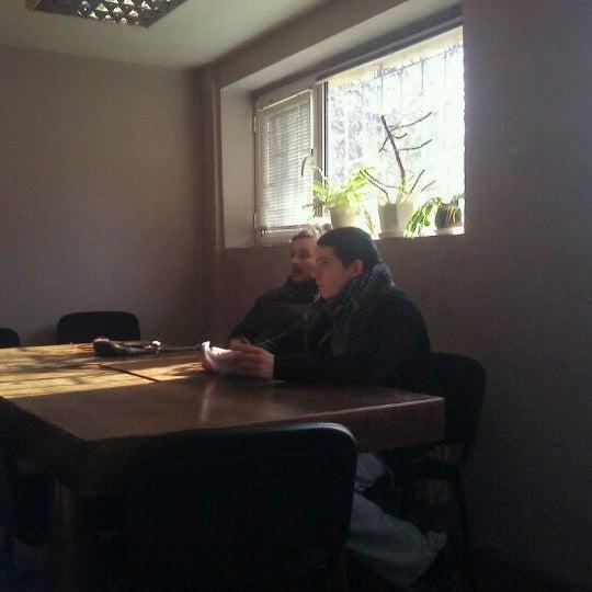 """Photo taken at Театрална работилница """"Сфумато"""" by Хубен Н. on 1/18/2012"""