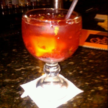 Photo taken at Plaza Lounge - Kitchen and Bar by kristalM45 on 6/16/2011