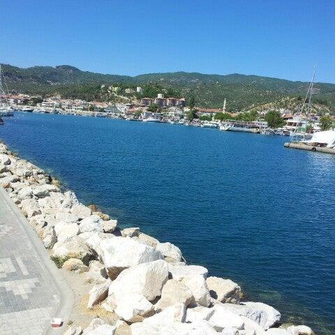 9/9/2012 tarihinde Nihat A.ziyaretçi tarafından Küçükkuyu Limanı'de çekilen fotoğraf