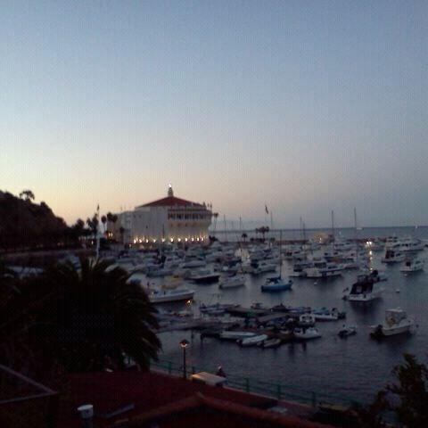 Photo taken at Santa Catalina Island by Airalin B. on 7/14/2011