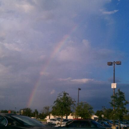 Photo taken at Walmart Supercenter by Mike G. on 9/11/2011