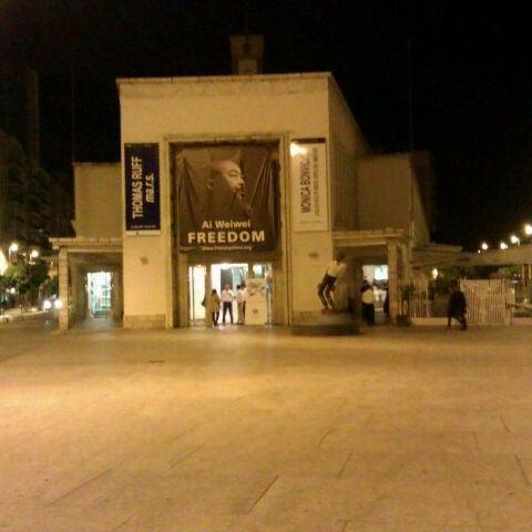 Foto tomada en CAC Málaga - Centro de Arte Contemporáneo por José Manuel L. el 11/4/2011