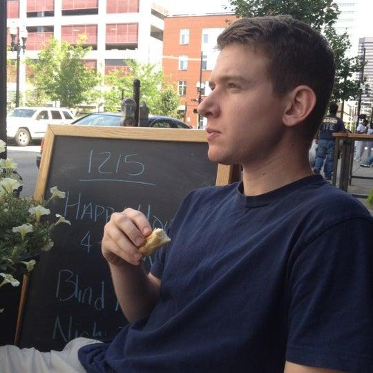 Photo taken at 1215 Wine Bar & Coffee Lab by Bill C. on 6/13/2012