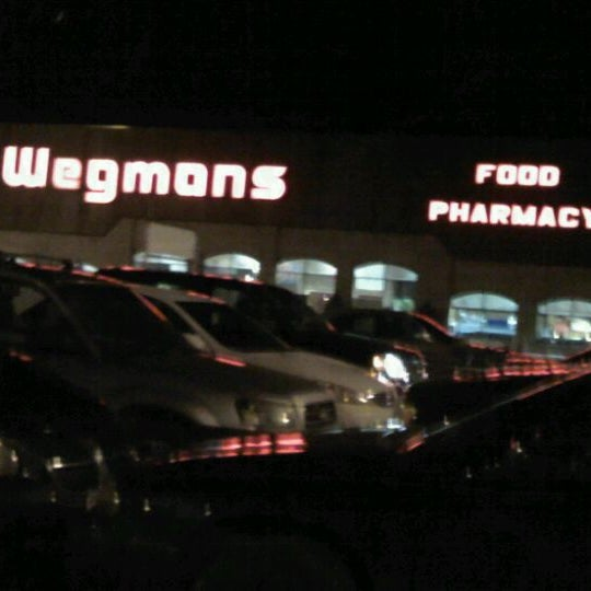 Photo taken at Wegmans by Jennifer E. on 2/26/2012