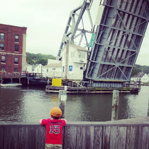 Photo taken at Mystic, CT by Montana W. on 8/11/2012