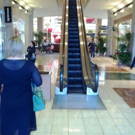 Photo taken at Fashion Island by Sergey N. on 1/1/2012