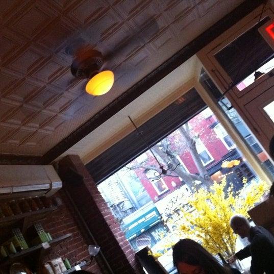 Photo taken at Frankies 457 Spuntino by Bridget S. on 4/21/2011