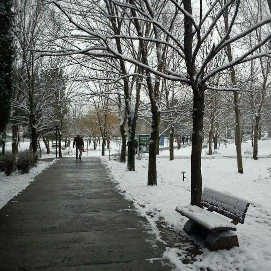 Foto diambil di İstanbul Teknik Üniversitesi oleh Atakan D. pada 1/30/2012