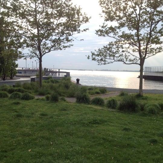 Photo taken at Louis Valentino Jr Park & Pier by Josh G. on 5/13/2012