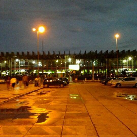 Photo taken at Terminal Rodoviário Governador Israel Pinheiro by Raphael C. on 3/26/2012
