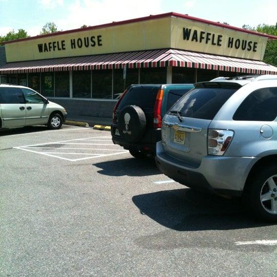 Photo taken at Waffle House by Caroline on 5/8/2011