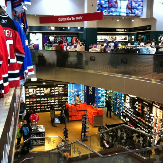 Modell's Sporting Goods is the nation's oldest, family-owned and operated, retailer of sporting goods, sporting apparel, menswear and brand name athletic footwear.