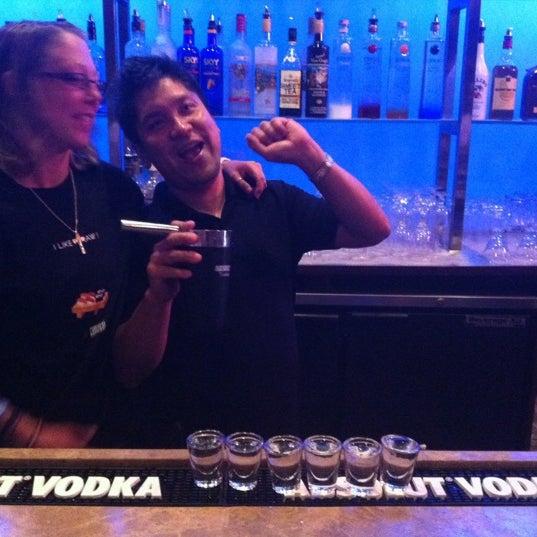 Photo taken at Samurai Japanese Steakhouse by Alexis on 8/25/2012