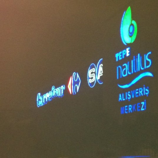 3/9/2012 tarihinde Ömer Y.ziyaretçi tarafından Tepe Nautilus'de çekilen fotoğraf