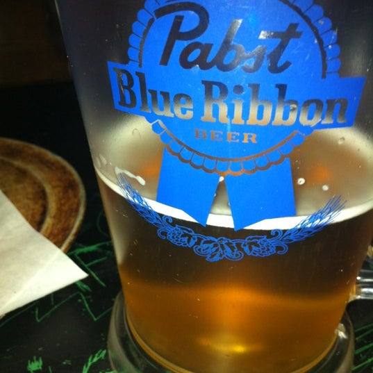 """FYI, 60 oz of PBR as a pitcher is the """"Real"""" deal any day!"""
