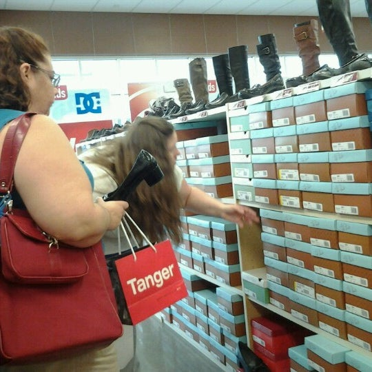 Photo taken at Tanger Outlet Mebane by Michael G. on 9/6/2012