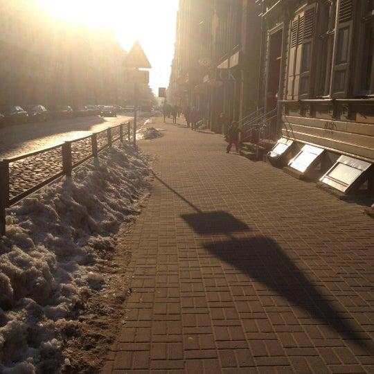 Photo taken at Barona Centrs by Anastasija K. on 3/9/2012