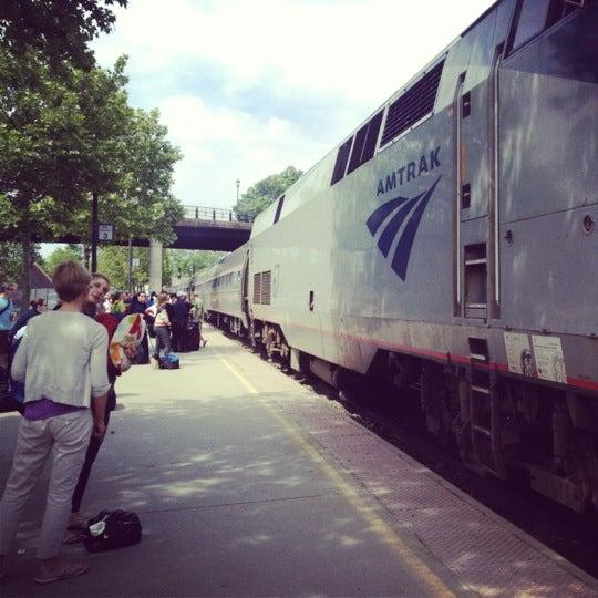 amtrak station - charlottesville  cvs