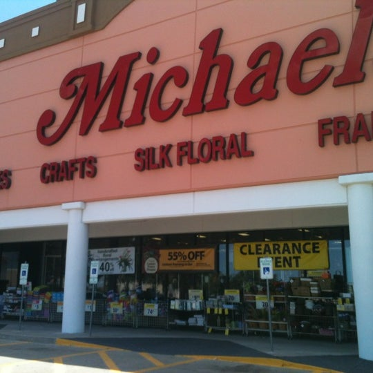 michaels arts crafts store in fort worth