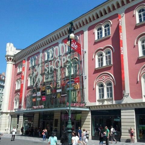 Photo taken at Palladium by Vanya K. on 8/14/2012