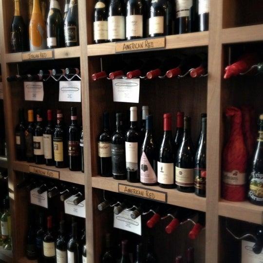 Photo taken at 1215 Wine Bar & Coffee Lab by Anita K. on 3/31/2012