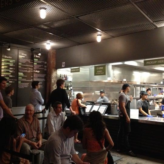 Photo taken at Shake Shack by arcbam on 8/11/2012