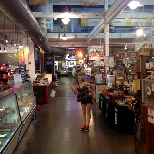 Photo taken at North Market by Grayson K. on 6/8/2012