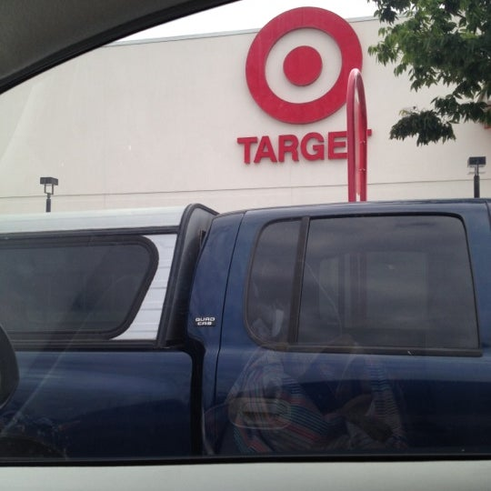 Photo taken at Target by Kennedy H. on 6/2/2012
