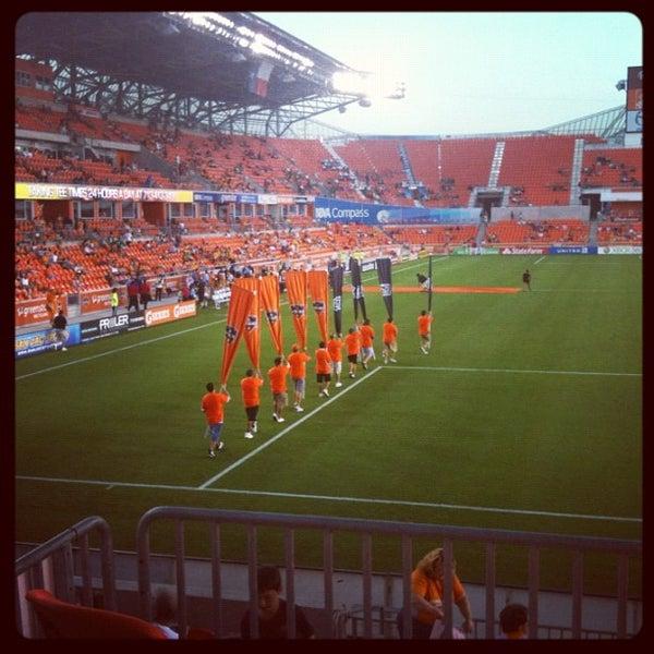 Photo prise au BBVA Compass Stadium par Sandra F. le9/7/2012