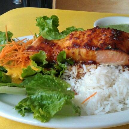Photo taken at Mooncake Foods by Ryan R. on 6/22/2012