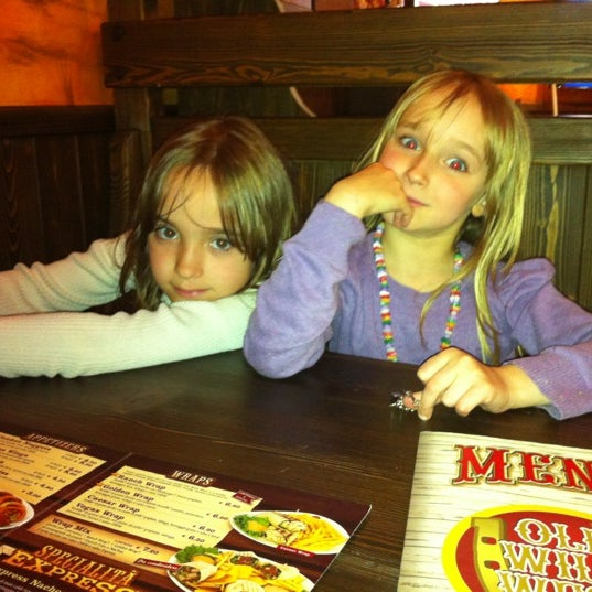 Photo taken at Old Wild West Express by Christian P. on 4/21/2012